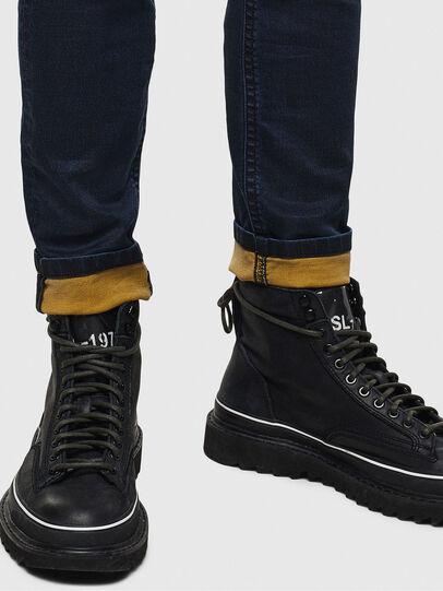 Diesel - Thommer JoggJeans 069MG, Dark Blue - Jeans - Image 5