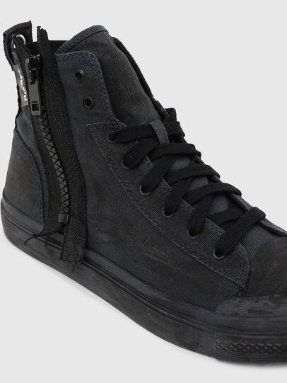Diesel - S-ASTICO MID ZIP SP, Black - Sneakers - Image 5