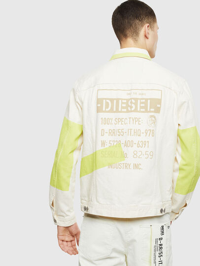 Diesel - NHILL-SP,  - Denim Jackets - Image 2