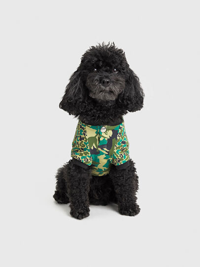 Diesel - PET-WOLF-CMF, Green Camouflage - Other Accessories - Image 1