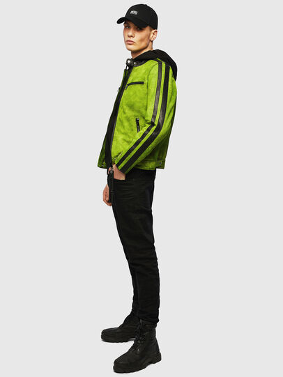Diesel - L-BOY-A,  - Leather jackets - Image 6