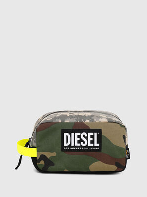 POUCHH, Green Camouflage - Bijoux and Gadgets
