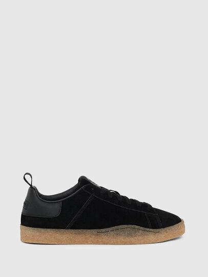 Diesel - S-CLEVER PAR LOW, Black - Sneakers - Image 1