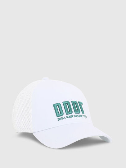 Diesel - C-DDDR, White - Caps - Image 1