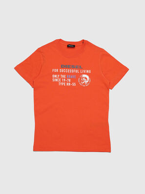 TDIEGOXBJ, Orange - T-shirts and Tops