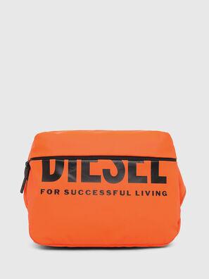 F-BOLD CROSS, Orange - Crossbody Bags