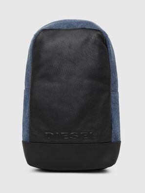 F-SUSE MONO, Blue/Black - Backpacks