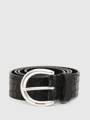 B-CRICO, Black - Belts