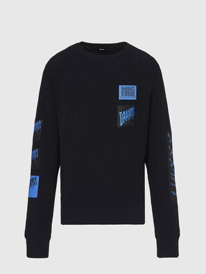 K-SIMON, Black - Knitwear