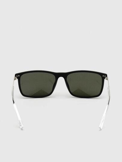 Diesel - DL0312, Black - Sunglasses - Image 4