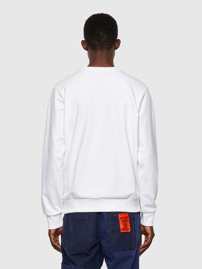 Diesel - S-GIRK-K12, White - Sweaters - Image 2