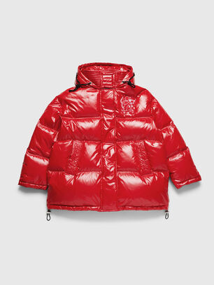 CL-W-ALLA-LITM, Red - Winter Jackets