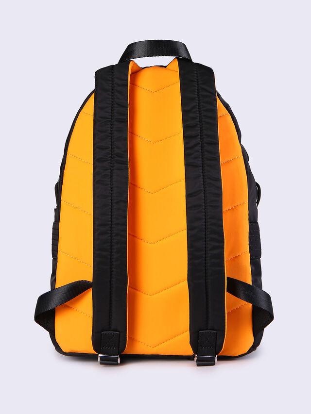 F-SUPERPASS BACK, Black/Orange