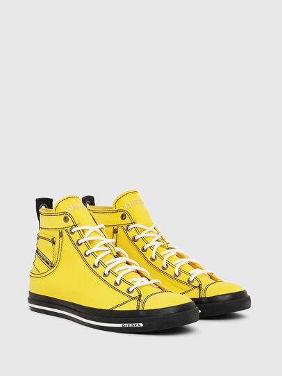 Diesel - EXPOSURE I, Yellow - Sneakers - Image 2