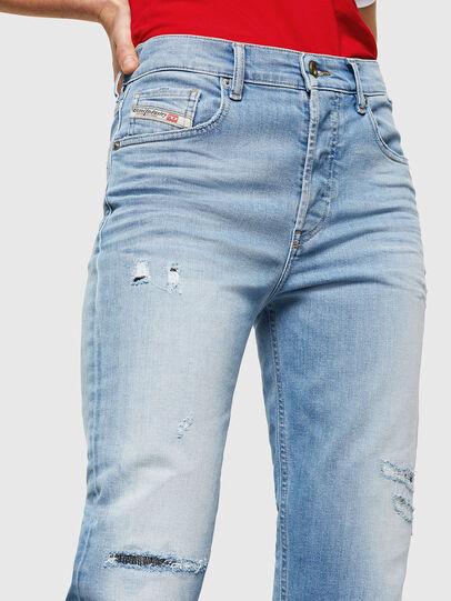 Diesel - Aryel 0890D, Light Blue - Jeans - Image 3