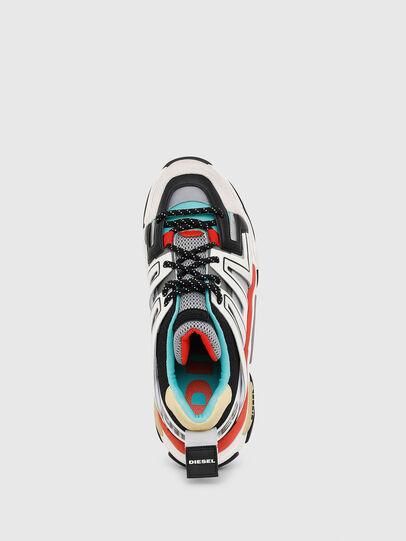 Diesel - S-KIPPER LOW TREK, White/Black - Sneakers - Image 4