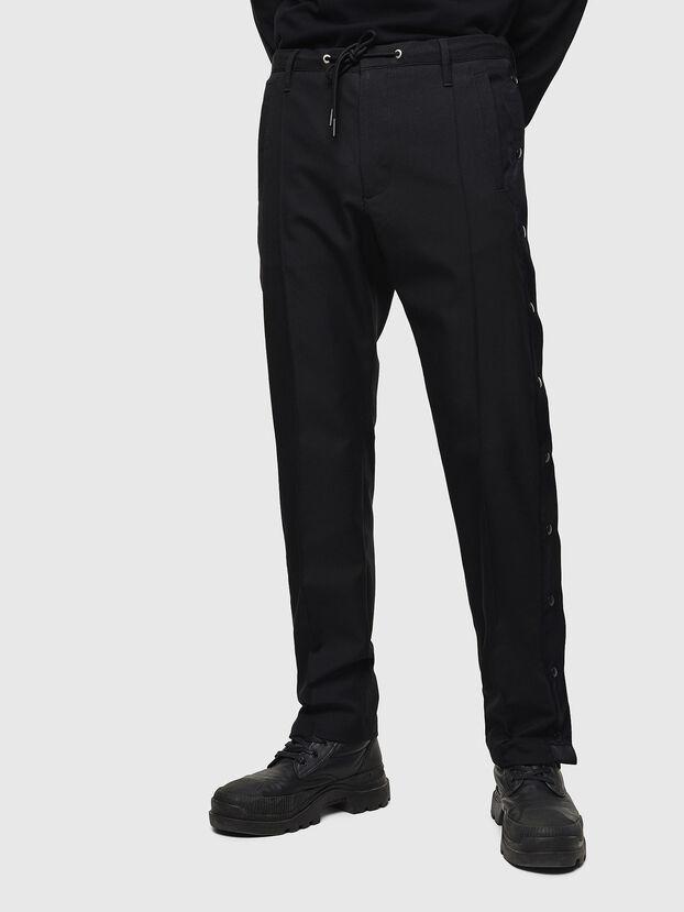 P-MARLEN, Black - Pants