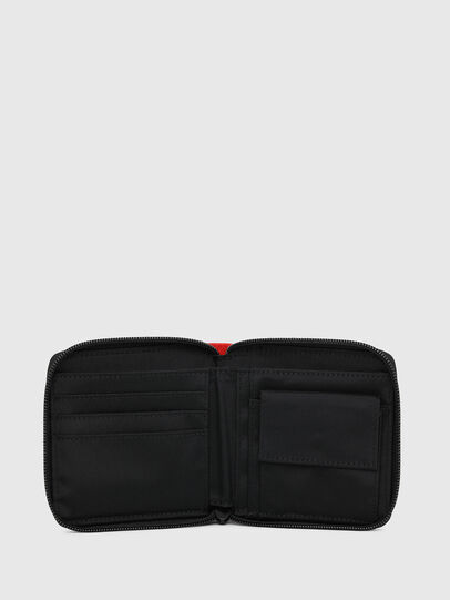Diesel - ZIPPY HIRESH S, Fire Red - Zip-Round Wallets - Image 3