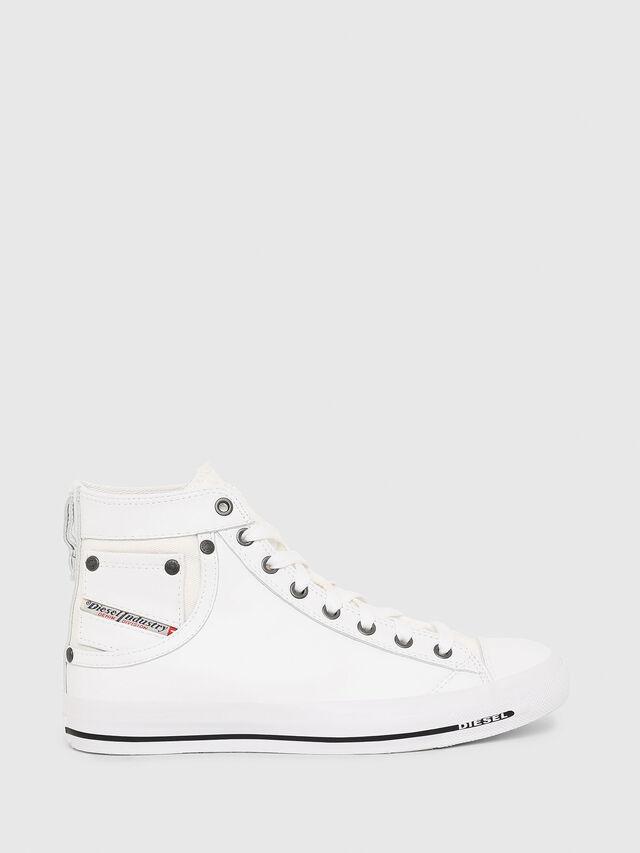 Diesel EXPOSURE IV W, White - Sneakers - Image 1