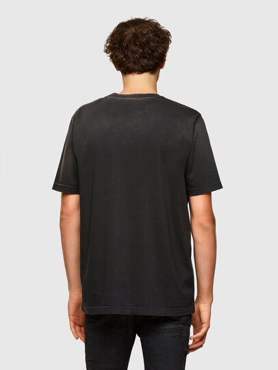 Diesel - T-JUST-A37, Black - T-Shirts - Image 2