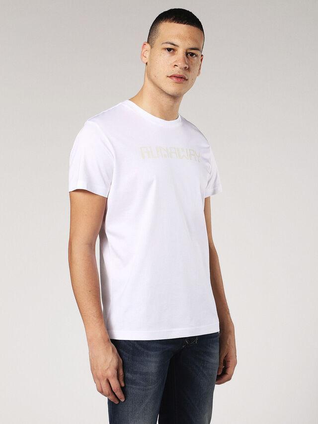 T-DIEGO-TC, White