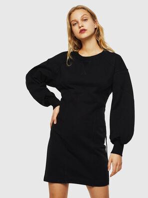 D-THUS, Black - Dresses