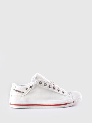 EXPOSURE LOW W, White - Sneakers