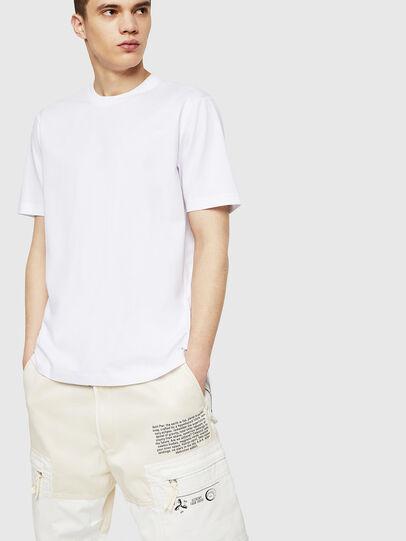 Diesel - T-KIRILL, White - T-Shirts - Image 3