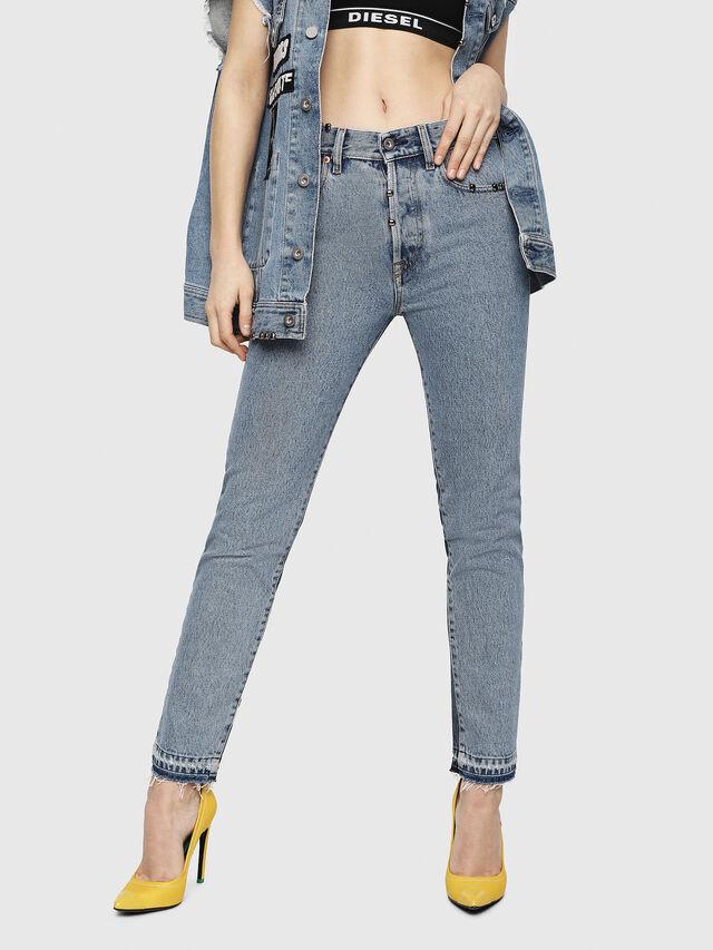 Diesel - Mharky 0077Z, Medium blue - Jeans - Image 7