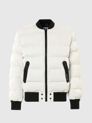W-ON-A, White - Winter Jackets