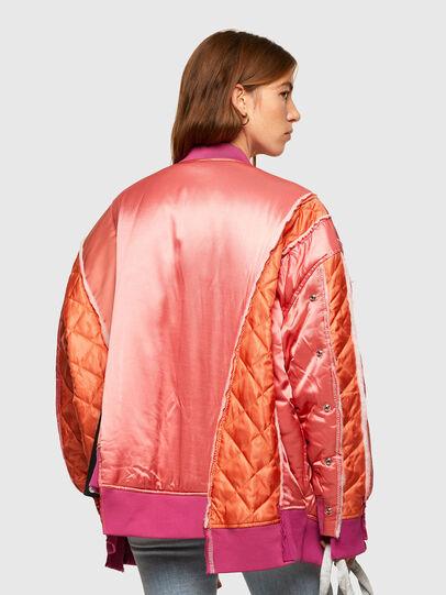 Diesel - G-FRANKIE, Pink - Jackets - Image 2