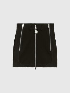 O-BIK, Black - Skirts