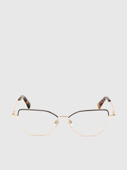 Diesel - DL5355, Pink/Black - Eyeglasses - Image 1