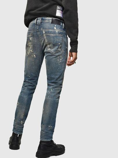 Diesel - Thommer JoggJeans 0870X, Medium blue - Jeans - Image 2