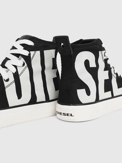 Diesel - S-ASTICO MC W, Black/White - Sneakers - Image 4