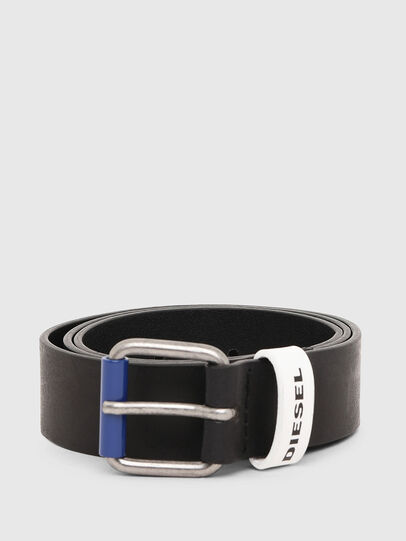 Diesel - BALLY, Black - Belts - Image 1