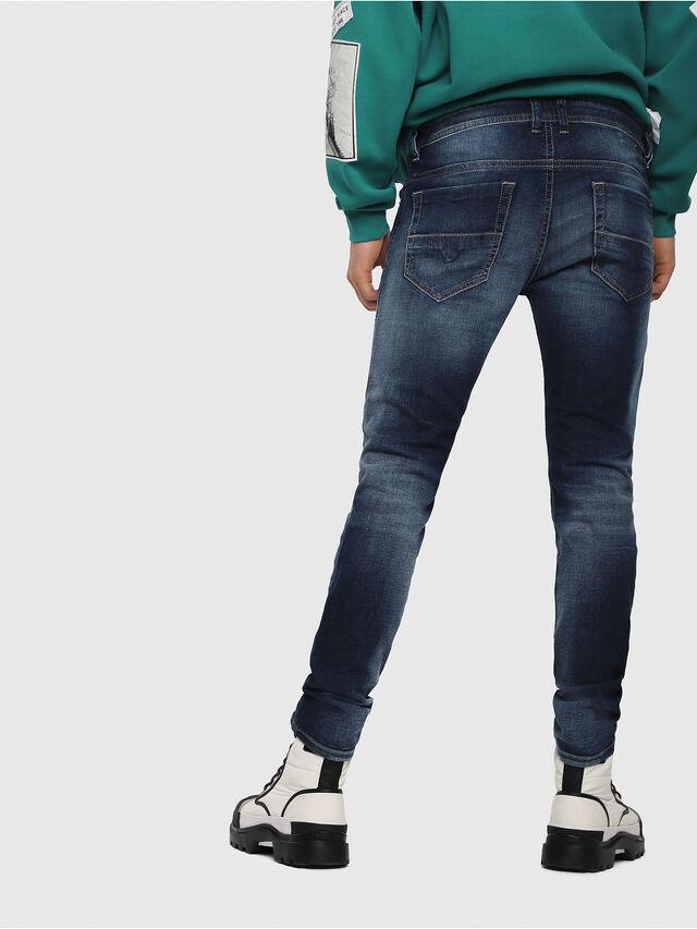 Diesel - Thommer 084GR, Dark Blue - Jeans - Image 2