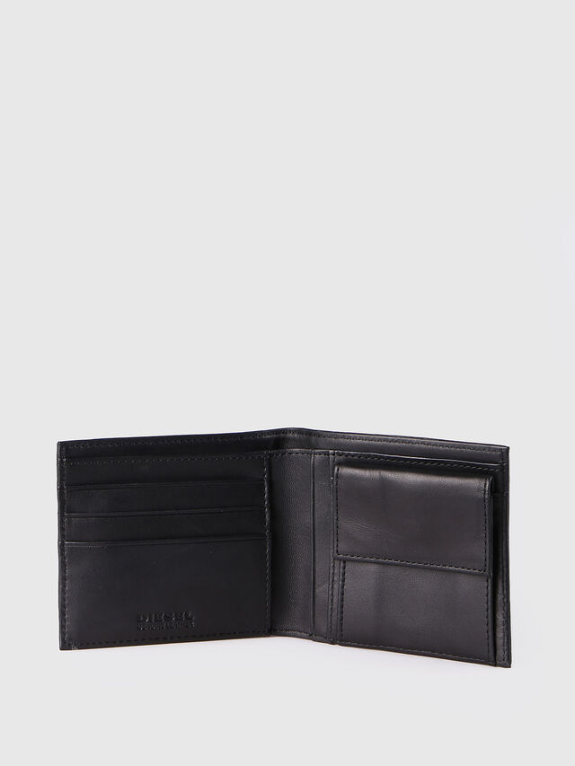Diesel HIRESH S, Black - Small Wallets - Image 4