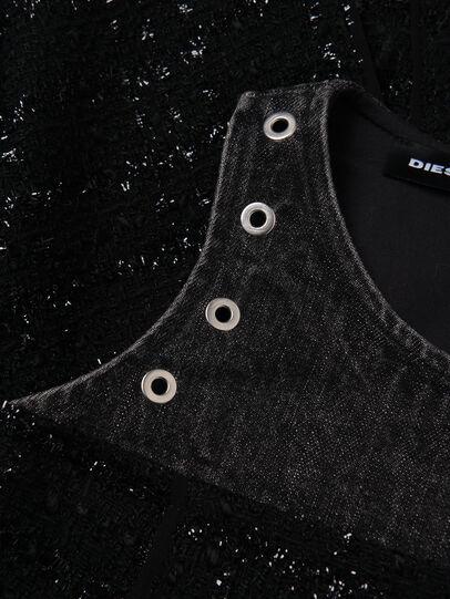 Diesel - DNAKELLA, Black - Dresses - Image 3