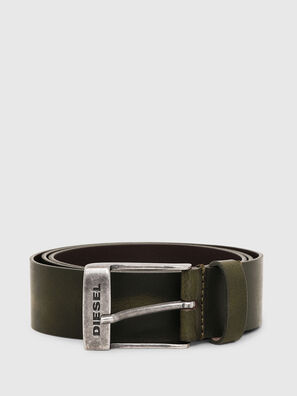 B-TOMBOLO, Dark Green - Belts