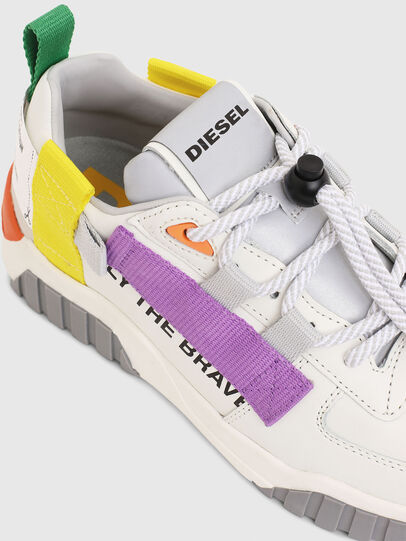 Diesel - S-RUA LOW SP W, White - Sneakers - Image 4