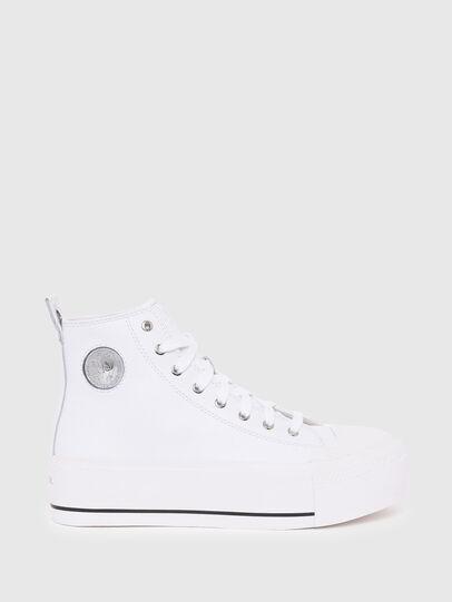 Diesel - S-ASTICO MC WEDGE, White - Sneakers - Image 1