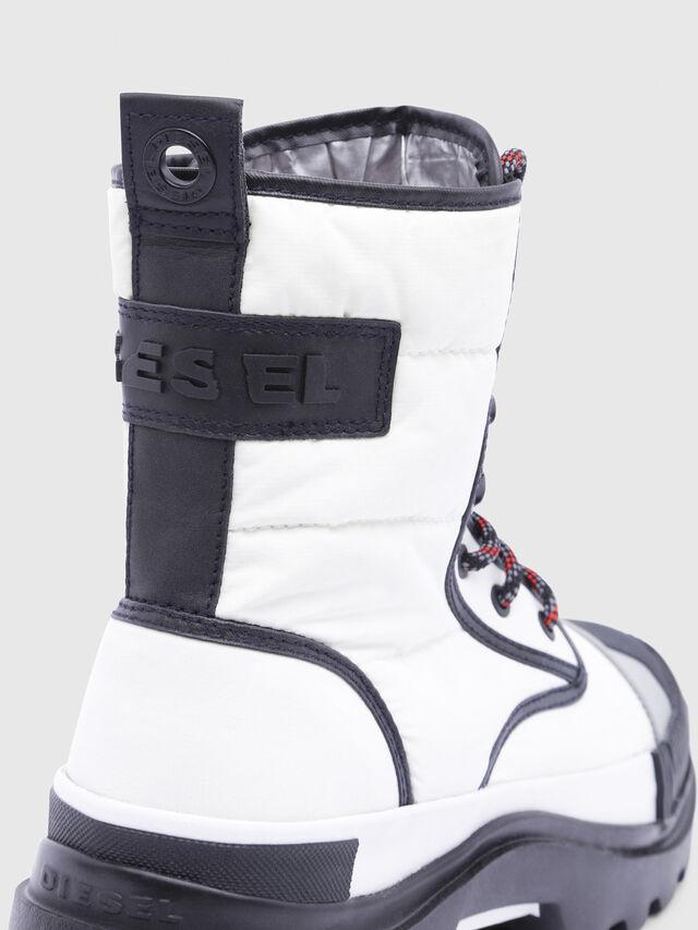 Diesel - D-VAIONT DBB, White/Black - Boots - Image 5