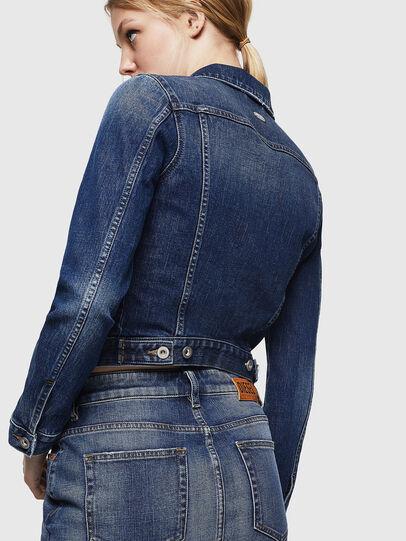 Diesel - DE-LIMMY, Blue Jeans - Denim Jackets - Image 2
