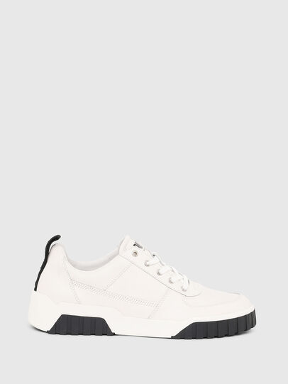 Diesel - S-RUA LOW, White - Sneakers - Image 1