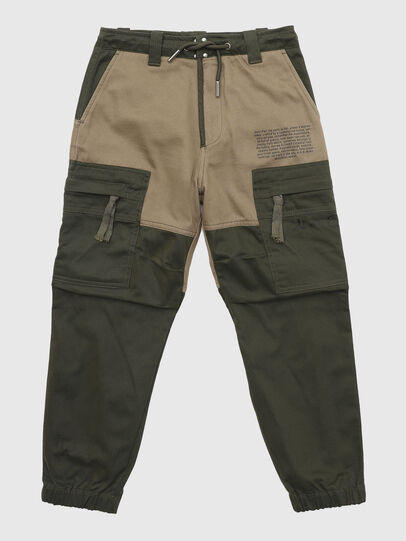 Diesel - PLUKK, Military Green - Pants - Image 1