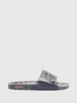 SA-ROLLA W, Black - Slippers
