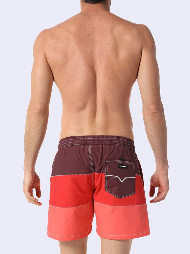 Diesel - BMBX-CAYBAY, Red - Boxers - Image 2