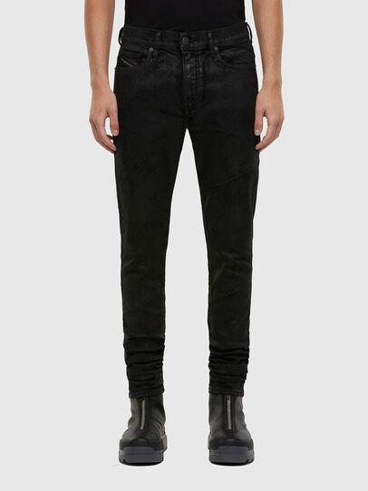 Diesel - D-Istort 069QU, Black/Dark grey - Jeans - Image 1