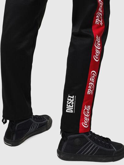 Diesel - CC-P-SKA-COLA, Black - Pants - Image 6